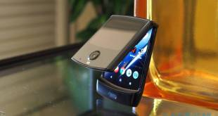 Motorola's foldable Moto Razr phone will be booked on January 26th