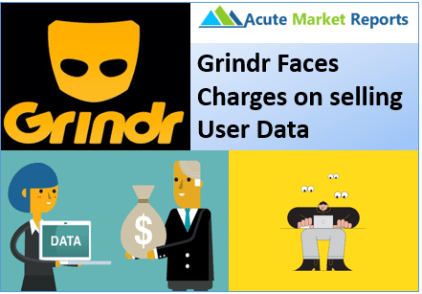 Grindr Faces Charges on selling User Data