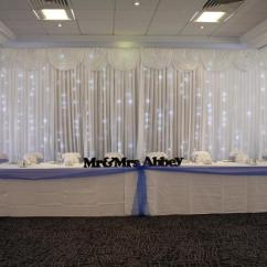 Chair Cover Hire Rugeley Modern Accent Chairs Mobile Disco In Birmingham Led Backdrop