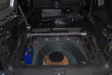 A rough picture of the HHR Hatch in progress