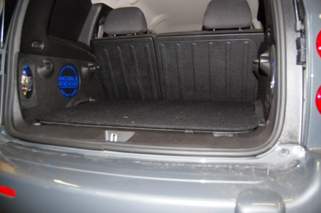 Completed Chevrolet HHR Hatch with cover