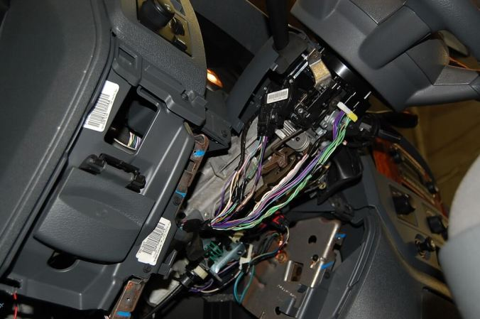 Remote Start in 2006 Dodge Ram 1500 - sept 2008 d