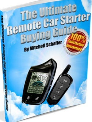 how to make a simple remote car starter