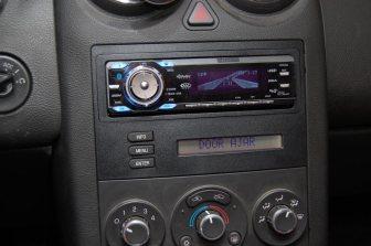 Special Dash Kit Allows Radio Upgrade in Pontiac G6 b