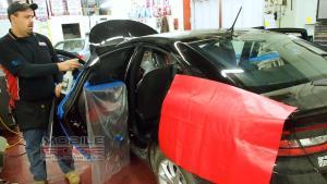 Mobile Edge Vehicle Protection