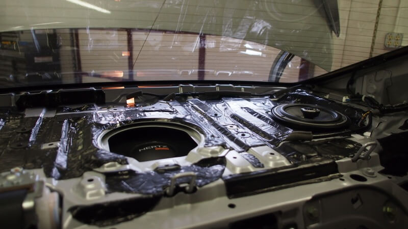 Rear Deck Honda Accord