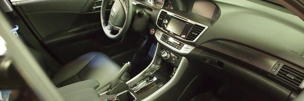 Honda Accord Stock Appearance
