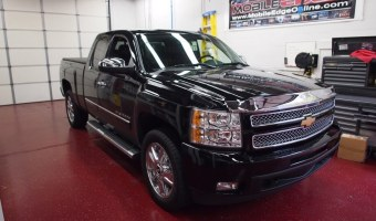 Chevy Silverado from Brodheadsville Gets Backup Solution