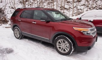 Lehighton Client Gets Ford Explorer Remote Start