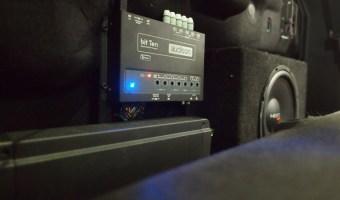 Califon Client Gets Compact F-150 Audio Upgrade