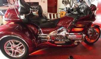 Repeat Danielsville Client Upgrades Goldwing Trike Audio System