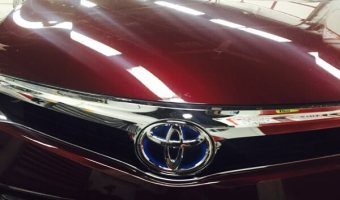 Small Add-on Improves Stock Stereo In Palmerton Toyota Avalon