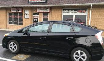 Comprehensive Toyota Prius Upgrades For Lehighton Client