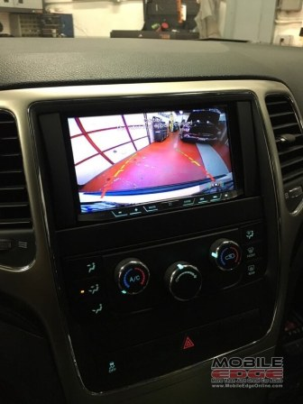 Grand Cherokee Navigation