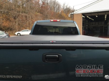 Chevrolet Silverado Bed Cover