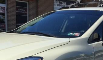 Nesquehoning Subaru Owner Gets Crosstrek Window Tint