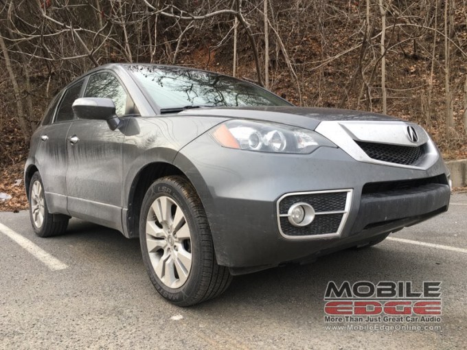Drums Client Gets Acura RDX Remote Start From Mobile Edge - Acura rdx remote start