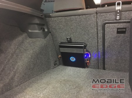 GTi Subwoofer Upgrade