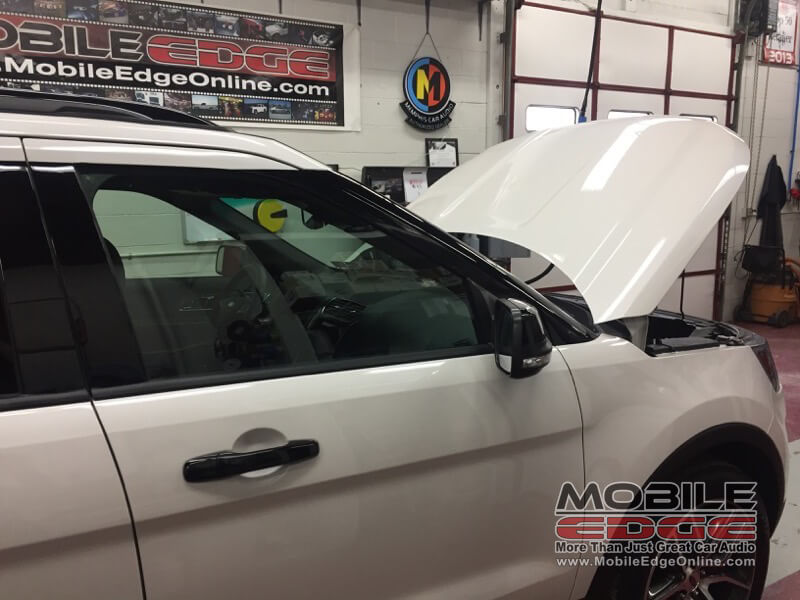 Ford Explorer Window Tint