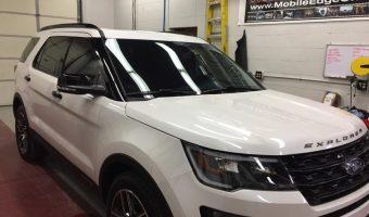 Breinigsville Client Adds Ford Explorer Window Tint