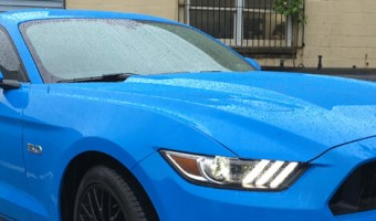 Pottsville Client Gets Ford Mustang Bass System