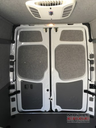 Sprinter Van Interior