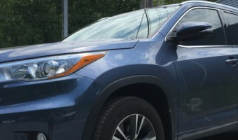 Malden Client Visits Mobile Edge for Toyota Highlander Audio System