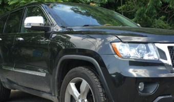 Stunning Grand Cherokee Audio Upgrade for Slatington Jeep Client