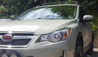 Andreas Client Gets Subaru Crosstrek Remote Starter and Audio Upgrade