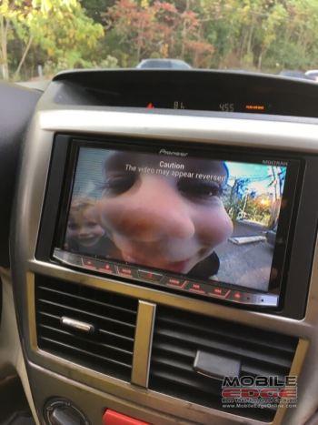 Subaru Impreza Audio