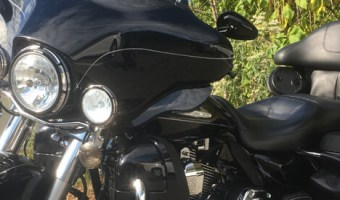 Repeat Lehighton Client Upgrades Harley Electra Glide Stereo System