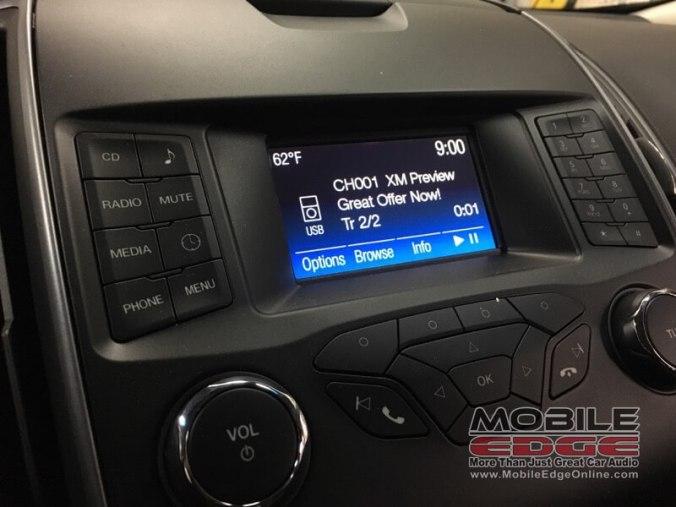 Ford Edge Technology