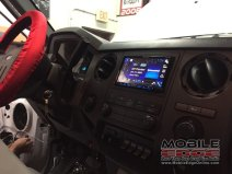 Ford F-350 Stereo