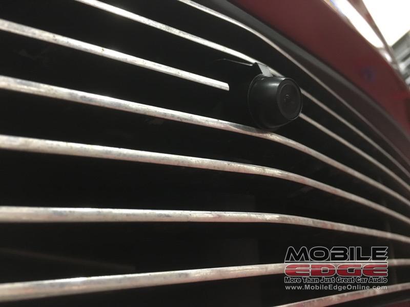 Ford Mustang Radio