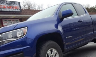 Bangor Client Finds Missing 2016 Chevy Colorado CD Player Replacement