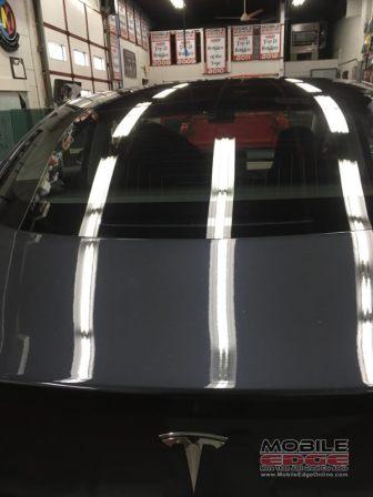 Model 3 window tint