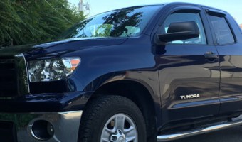 Toyota Tundra CarPlay Upgrade for Palmerton Client