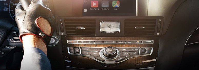 New Apple CarPlay Navigation Options