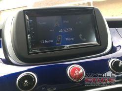 Fiat 500X Radio