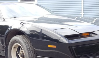Classic Trans Am Window Tint and Audio Upgrades for Tamaqua Client