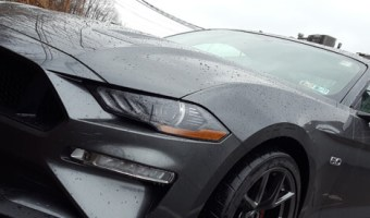 2018 Ford Mustang Gets 3M Color Stable Tint Before Customer Delivery