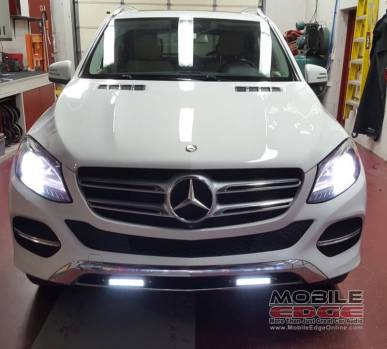 Mercedes Lighting