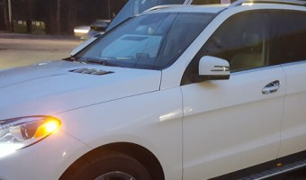 Lighting Upgrade for Sandy Hook Mercedes-Benz GLE 350 SUV