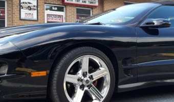 Stereo System Upgrade for Walnutport Pontiac Trans Am