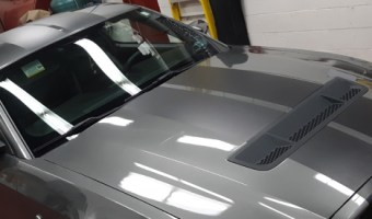 "2011 Ford Mustang Shelby GT500 ""Eleanor"" Gets 3M Window Film"