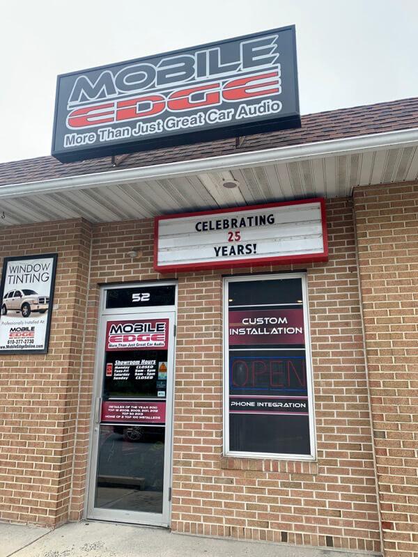 Mobile Edge entrance