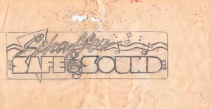 Schaffer's Safe & Sound Logo