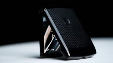 Photo of The Motorola Razr 2 is coming with a bigger display