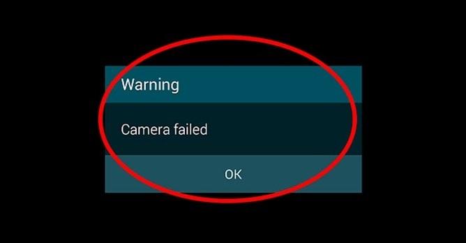 MediaServer failed. Camera needs restart