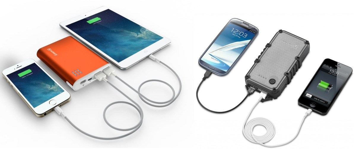 Which are the best portable battery chargers